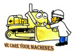 komatsu India care your machine